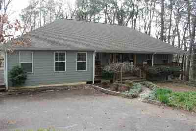 Dyersburg Single Family Home For Sale: 283 Newbern Roellen