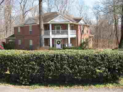 Dyersburg Single Family Home For Sale: 840 Oak Ridge Road