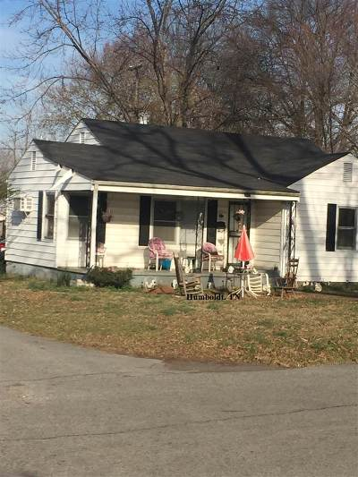 Gibson County Single Family Home For Sale: 2003 Hawks Loop