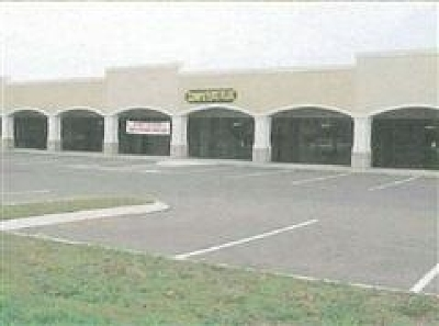 Commercial Lease Withdrawn: D & G Vann Dr.