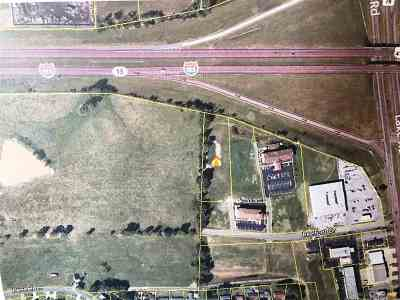 Commercial Lots & Land For Sale: Lot 3a Reelfoot