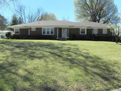 Trenton Single Family Home For Sale: 801 S High
