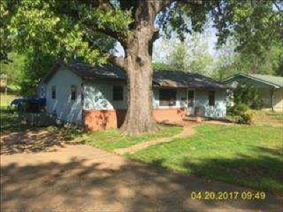 Greenfield Single Family Home For Sale: 104 S Shelby