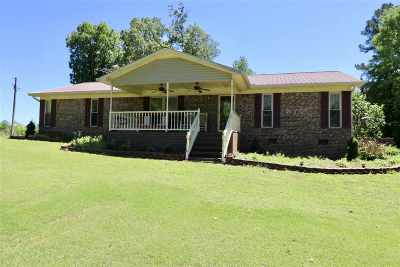 Trenton Single Family Home For Sale: 1249 Highway 45 Byp