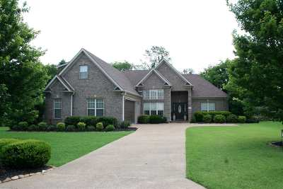 Dyersburg Single Family Home For Sale: 364 Oakleigh Dr.