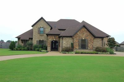 Jackson Single Family Home Active-Price Change: 44 Cross Pointe Dr