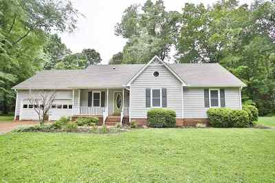 Jackson TN Single Family Home For Sale: $144,900