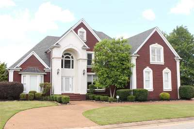 Jackson Single Family Home For Sale: 123 Emerald Lake Drive
