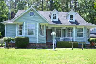 Jackson TN Single Family Home For Sale: $249,900