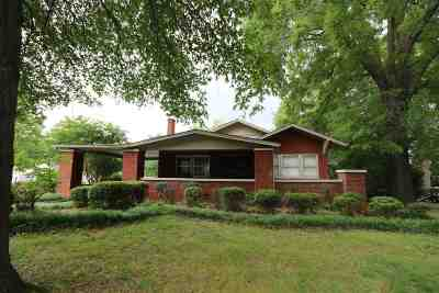 Milan Single Family Home For Sale: 1147 Park