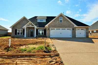 Medina Single Family Home For Sale: 125 Heritage Square (Lot 26)