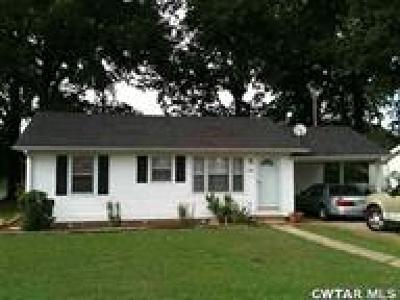 Alamo Single Family Home For Sale: 188 E Vine