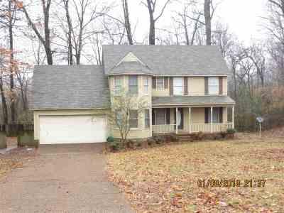Jackson TN Single Family Home For Sale: $94,900