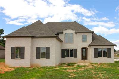 Jackson Single Family Home For Sale: 9 Cheddleton