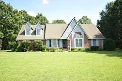 Medina Single Family Home For Sale: 510 Hwy 45 E