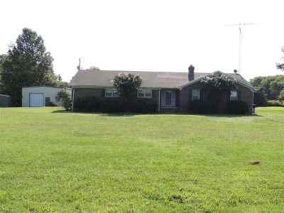 Newbern Single Family Home For Sale: 3806 Tatumville