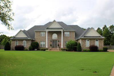 Jackson Single Family Home For Sale: 31 Doubletree Cv