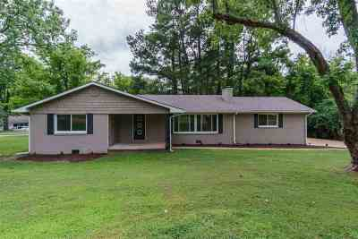 Jackson Single Family Home For Sale: 7 Royal Oaks