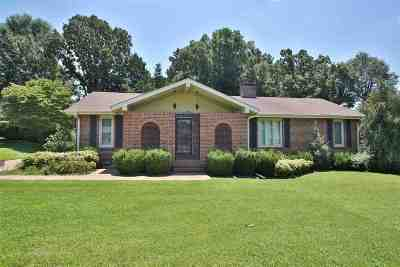 Jackson Single Family Home For Sale: 670 North