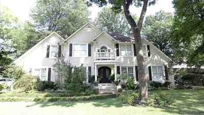 Dyersburg Single Family Home For Sale: 1020 Valley