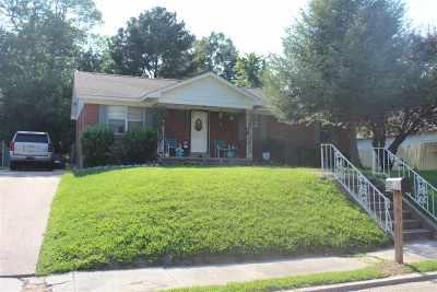Newbern Single Family Home For Sale: 211 Washington St