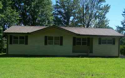 Single Family Home For Sale: 97 Kizer Loop Rd