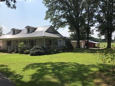 Newbern Single Family Home For Sale: 23 Coker