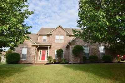 Medina Single Family Home For Sale: 143 Stonecreek