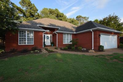 Jackson Single Family Home For Sale: 52 Windsong