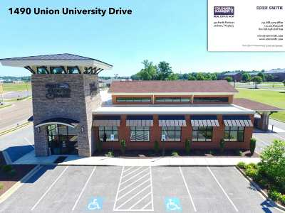 Commercial For Sale: 1490 Union University Drive