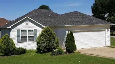 Chester County Single Family Home Back On Market: 721 Mifflin