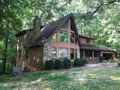Dyersburg Single Family Home For Sale: 195 Lakewood