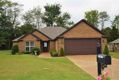 Milan Single Family Home For Sale: 5147 Rolling Meadows