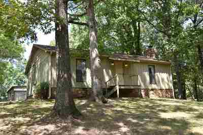 Jackson TN Single Family Home For Sale: $109,900