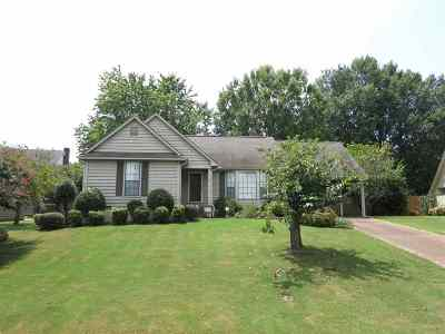 Jackson TN Single Family Home For Sale: $77,000
