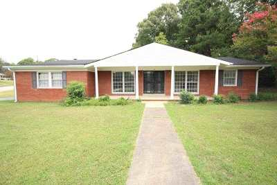 Jackson Single Family Home For Sale: 76 Rebecca Greer Drive