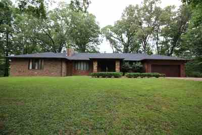 Jackson Single Family Home For Sale: 4600 Bells Hwy