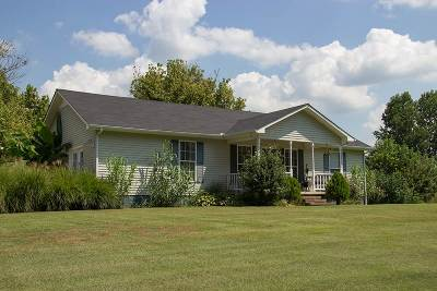 Greenfield Single Family Home For Sale: 1980 Liberty Road