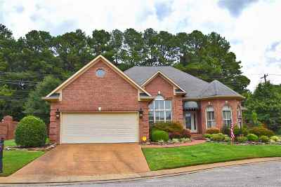 Jackson TN Single Family Home For Sale: $218,999