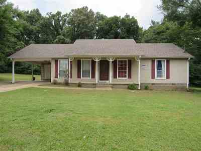 Jackson TN Single Family Home For Sale: $86,000