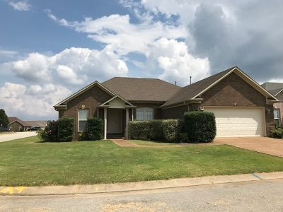 Jackson TN Single Family Home For Sale: $133,900