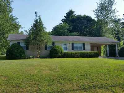 Jackson Single Family Home For Sale: 16 May