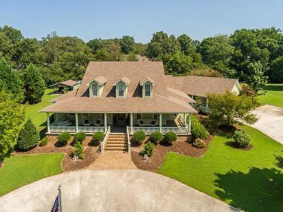 Trenton Single Family Home For Sale: 100 Stovall