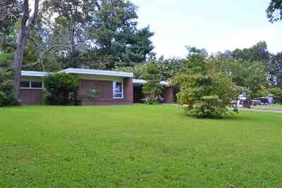 Newbern Single Family Home For Sale: 109 S Grayson