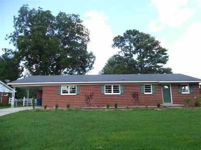 Trenton Single Family Home For Sale: 1307 Harbert