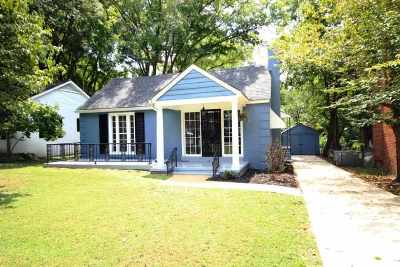 Jackson Single Family Home For Sale: 530 Wisdom Street