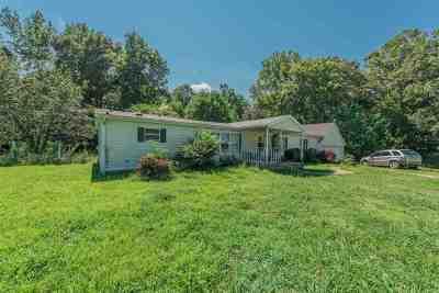 Benton County Single Family Home For Sale: 4589 Mount Carmel