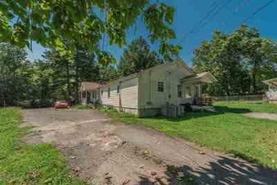 Benton County Multi Family Home For Sale: 123/125 Post Oak Ave
