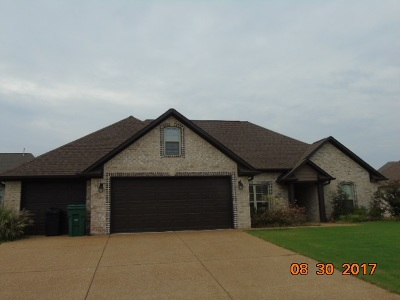Medina Single Family Home For Sale: 198 Shadow Creek
