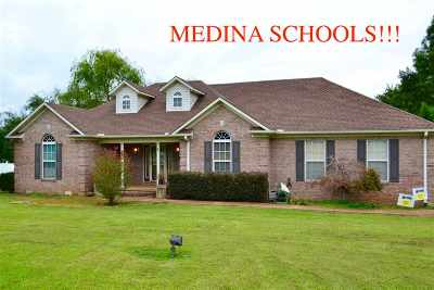 Milan Single Family Home For Sale: 248 Medina Hwy